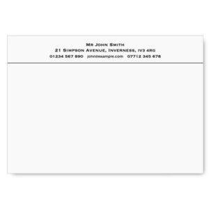 piccolo-a6-correspondececard
