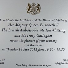 Diamond Jubilee and Foreign & Commonwealth Office