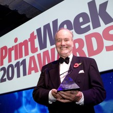 Printweek Award 2011