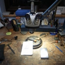 Visit to the Engraver's Workshop